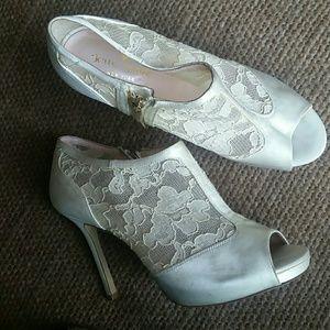 Kate spade open toe  heels